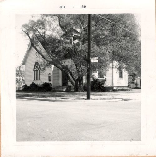 First Building 1959