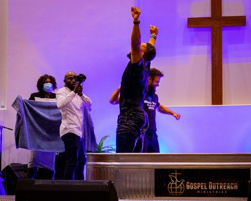 Click Image to watch our Spring Baptism Promo