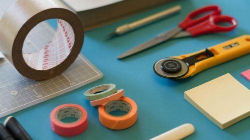 Creating & Crafting In Christ