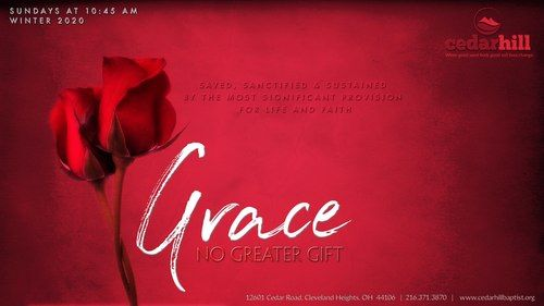 Grace Of God Series