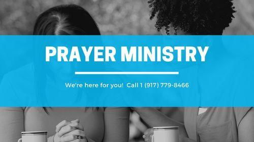 prayer line
