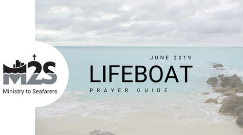 LIFEBOAT: June Prayer Guide