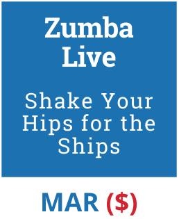 MARCH-Zumba