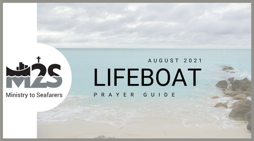 LIFEBOAT Prayer Guide - August 2021