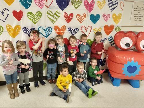 Troy UMC children