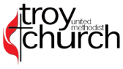 Troy United Methodist Church Logo