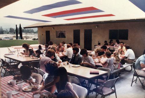 Fellowship on 2nd Anniversary, 1982