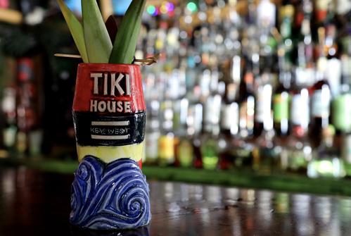 first edition southernmost tiki house mug, collectors item, tiki house mug collection