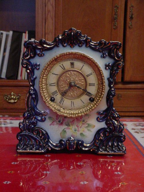 Pendley's Clock Repair - Mantel Clocks