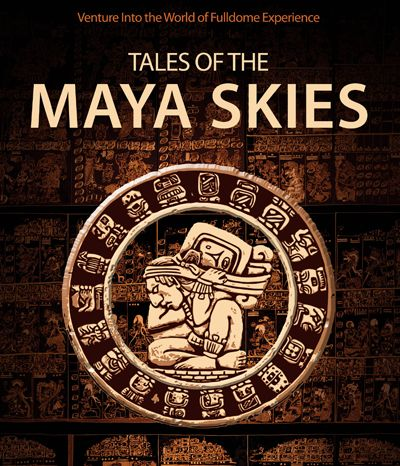 tales of maya skies poster
