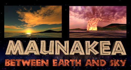 maunakea poster
