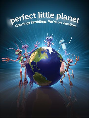 perfect little planet poster