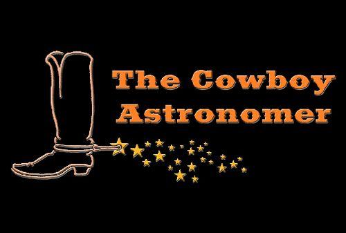 cowboy astronomer poster