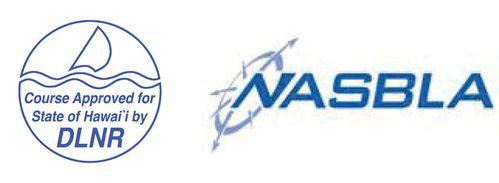 DLNR and NASBLA logos
