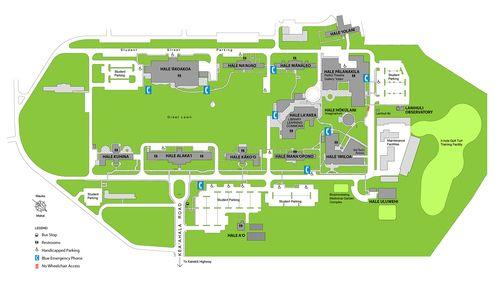 Windward CC map