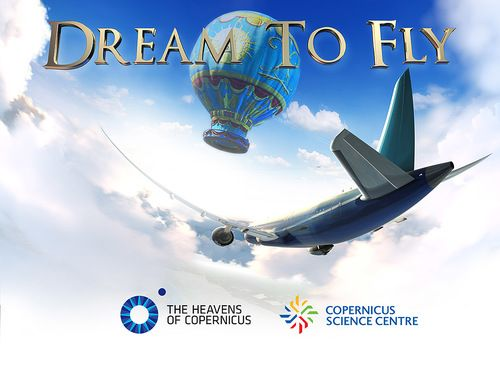 dream to fly poster