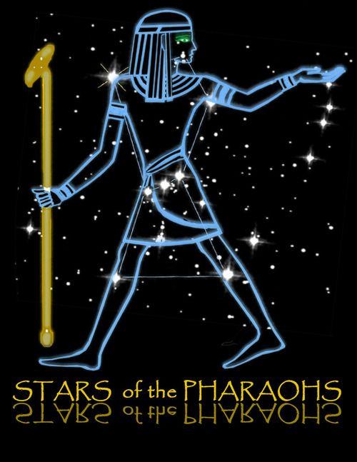 stars of pharoahs poster