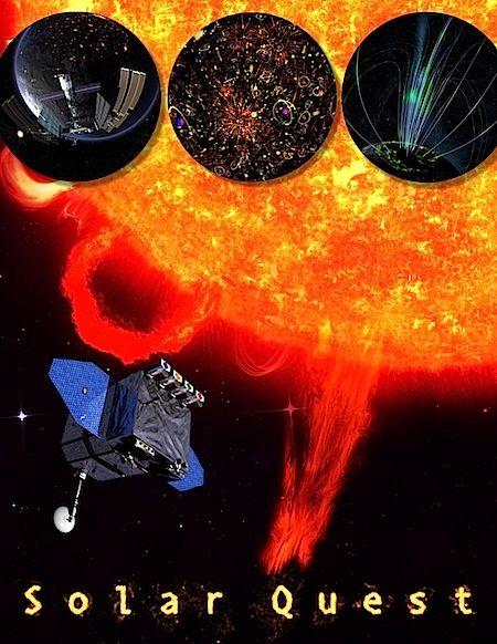 solar quest poster
