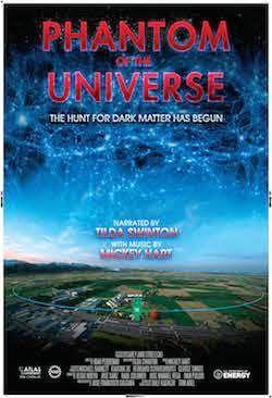 phantom of the universe poster