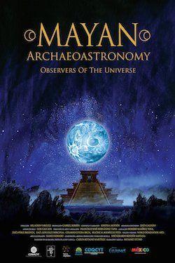 mayan arrchaeoastronomy poster