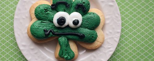 st particks cookie