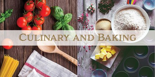 cooking and baking tools