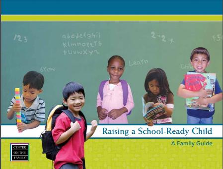 Raising a School-Ready Child