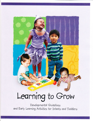 Learning to Grow Developmental Guidelines
