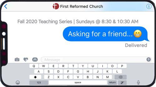 Curren Sermon Series