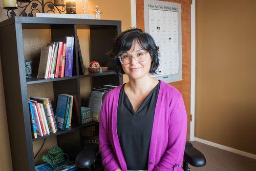 Candice Reece, LPC-Intern, Austin TX counselor