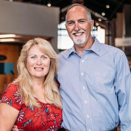 Bob and Lynn Winters