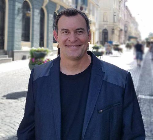 Pastor Scott Ochsner; Senior Pastor