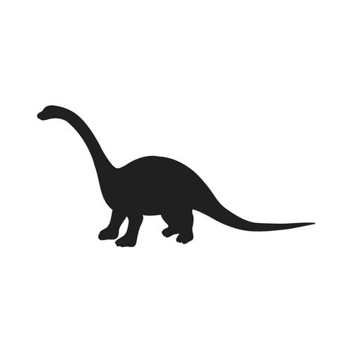 A dinosaur icon