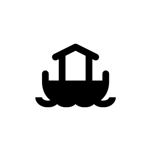 Noah's arc icon