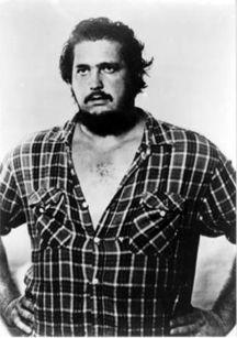 Luke in flanel shirt