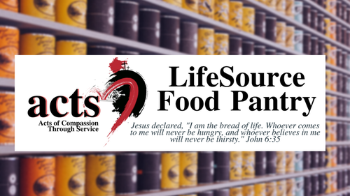 LifeSource Food Pantry