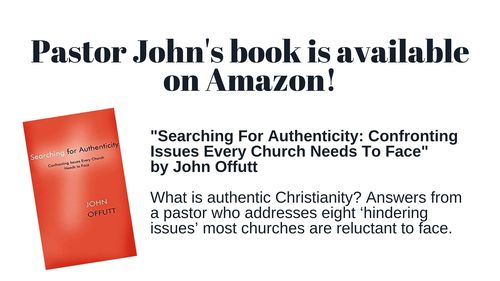 Searching For Authenticity John Offutt