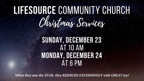 LifeSource Christmas Services
