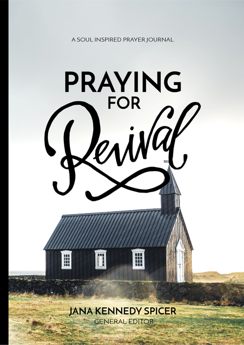 Praying For Revival Cover
