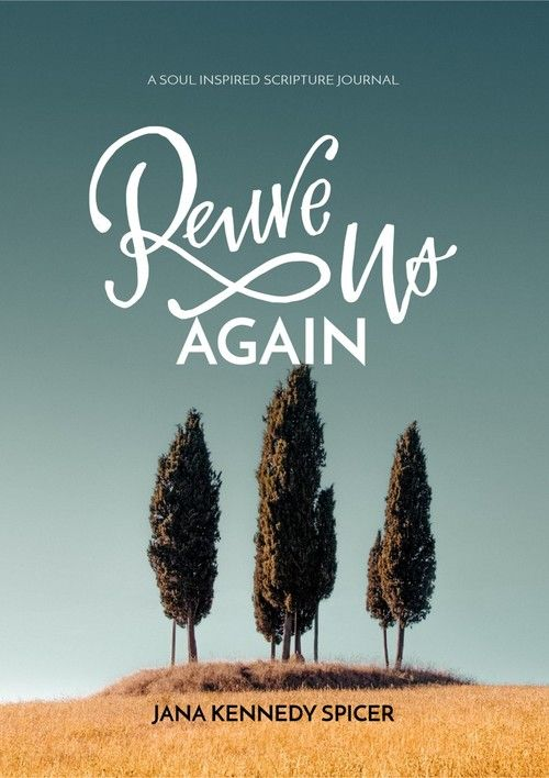 Revive Us Again Cover