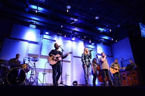 Oak Ridge Church Band Acoustic