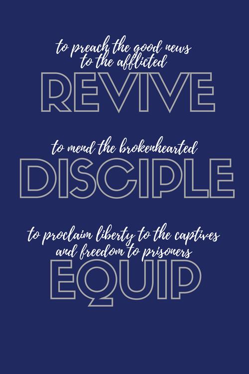 revive disciple equip