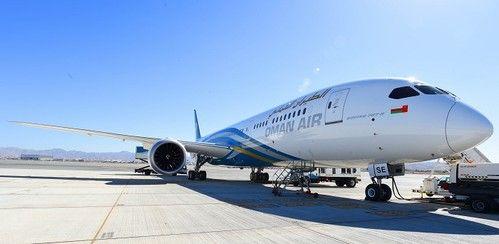 Oman Air B 787