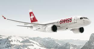 SWISS Air B 777