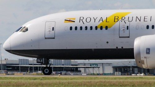 Royal Brunei B 787