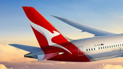 QANTAS Red Kangaroo