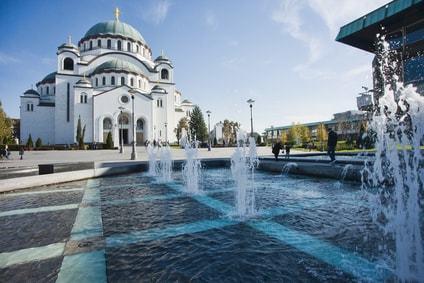 St Sava Belgrade