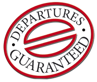 Guaranteed Tour Departure