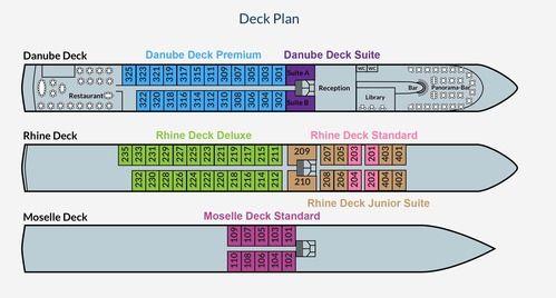 Johann Deck Plan
