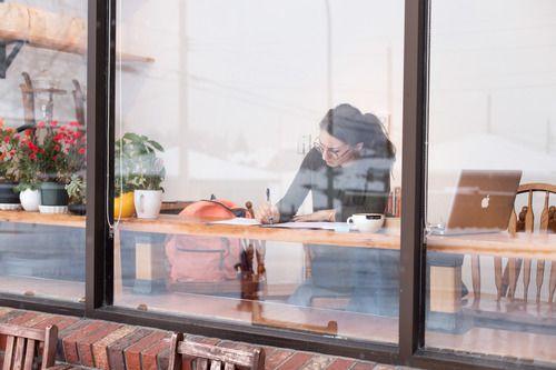 YWAM Vancouver Staff Studying.